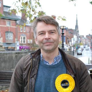Andrew Gant - Liberal Democrat Candidate (Henry Jebb)